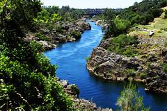 Folsom River (bb8ller) Tags: california blue lake river secret folsom hike hidden prison trail sacramento outlets