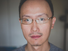 Hello (Vincent-F-Tsai) Tags: portrait selfportrait self panasonic selfie g7 sigma30mmf14dcdn
