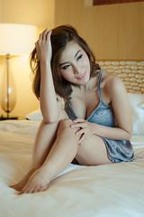 NooMay - 020 (jasonlcs2008) Tags: woman sexy girl beautiful fashion wonderful asian thailand nice model singapore pretty photoshoot bangkok thai 2015 jasonlcs noomay