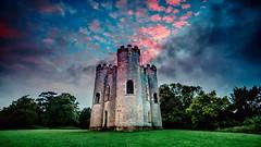 Blaise castle, Bristol 29//06//16 (fthornton25) Tags: uk sunset southwest castle bristol blaisecastle