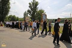 A cross procession from the village of Nikolskoe to the village of Adamovka / Крестный ход из Никольского в Адамовку (44)