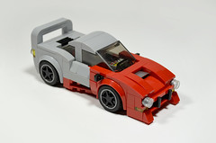 Defender (Three Quarter) (Klikstyle) Tags: foitsop lego racing car speedchampions