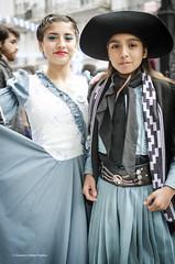 Pequea Tradicin (guspaulino1) Tags: argentina pareja folk nios sombrero poncho gaucho tradicin baila folclore paisanos zamba nikon35mm chacarera vestimente nikond7000