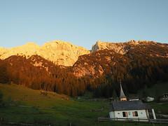 Kaindlhütte - Kapelle (1293m) (omma59) Tags: trekking austria tirol österreich hiking kaiser wandern wilder kapelle kaisergebirge kaindlhütte