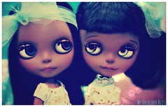 Amelia & Adia