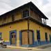 Bel edificio coloniale di León
