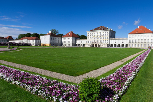 Schloß Nymphenburg