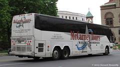 McCarney Tours  3032 (Gerard Donnelly) Tags: bus coach albany autobus motorcoach autocar