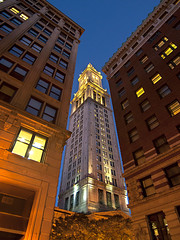 Customs Club (Jersey JJ) Tags: house tower boston club marriott customs vacatiob