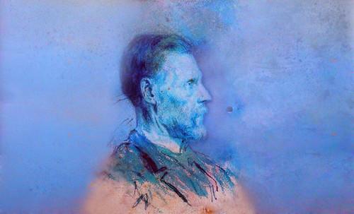 """Mentores, homenaje a Vincent van Gogh de Henri de Toulouse Lautrec (1887), y al padre de Pablo Picasso (1896). • <a style=""""font-size:0.8em;"""" href=""""http://www.flickr.com/photos/30735181@N00/8815679042/"""" target=""""_blank"""">View on Flickr</a>"""