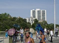 D7K 7187 ep (Eric.Parker) Tags: toronto costume mas breast parade bikini jamaica trinidad masquerade cleavage westindian caribana 2012 headdress masband scotiabankcaribbeanfestival scotiabanktorontocaribbeanfestival august42012