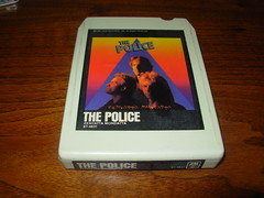 Zenyatta Mondatta by The Police -New Wave On 8-Track 1980 (SlantedEnchanted) Tags: new police wave 1980 8track the zenyatta mondatta