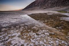 I drank the silence of God from a spring in the woods (FerPecT_sHotz) Tags: salt brine badwaterbasin lakemanly deathvalleynationalpark