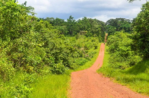 Cycling in Sierra Leone