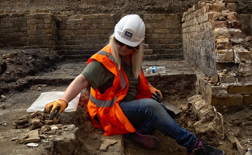 Archaeology at Crossrail