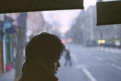 Leave (a l e x . k) Tags: ireland portrait dublin bus film pentax lx fa43mmf19