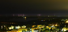 Helsinki Lightning (timo_w2s) Tags: storm rain night finland helsinki lightning thunder cirrus vuosaari