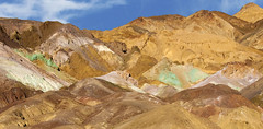 Artist's palette-Death Valley-2 (JimBoots) Tags:
