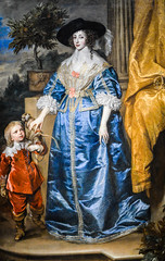 Anthony van Dyck - Queen Henrietta Maria with Sir Jeffrey Hudson, 1633 at National Art Gallery Washington DC (mbell1975) Tags: portrait art dutch museum painting golden smithsonian dc washington districtofcolumbia gallery museu with unitedstates maria fine arts grand muse musee m queen national age anthony jeffrey hudson museo masters van sir flemish muzeum nga henrietta beauxarts mze 1633 dyck musea museumuseum