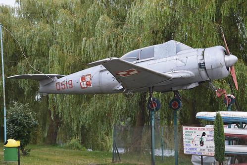PZL TS-8 Bies '0519'