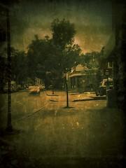West Street, No. 6 (Michael Coyne) Tags: street newfoundland hdr postprocessing ipad cornerbrook vintagelook