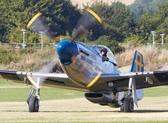 Mustang (Bernie Condon) Tags: plane sussex flying fighter display aircraft aviation military planes ww2 preserved mustang rafa warbird warplane shoreham p51 usaaf 2013 northamrican