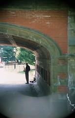 A walk in Central Park (killinfectdhost) Tags: nyc film analog 35mm canon photography fuji centralpark slide velvia fujifilm analogue highline