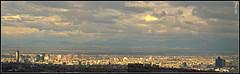 Gran panorama de la Ciudad de mxico desde Santa Fe (Hotu Matua) Tags: panorama mexico df federal distrito
