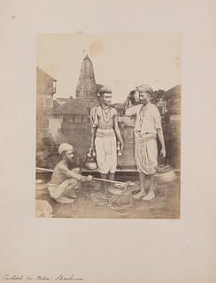 From http://www.flickr.com/photos/41131493@N06/9969607495/: Owditch (or Water) Brahmin-- part of the caste system
