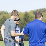 """<b>Luther Men Rugby vs Alumni</b><br/> Luther Rugby vs Alumni game at the homecoming 2013 - Photo taken on Saturday, October 5 by Maria da Silva<a href=""""http://farm8.static.flickr.com/7359/10104197584_3e8791107e_o.jpg"""" title=""""High res"""">∝</a>"""
