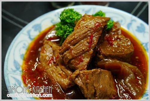辣豆瓣燒牛肉06