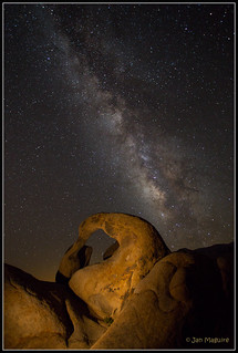 Mobius and Milky Way 8355