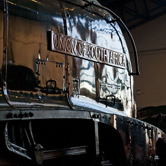 Union Of South Africa (Richie B.) Tags: york london museum pacific north rail railway class national and british a4 eastern nrm lner 60009 4488