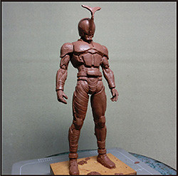S.H.Figuarts 假面騎士 KABUTO 真骨彫製法