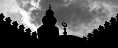 Mosque Of Sultan Hasan (TablinumCarlson) Tags: africa leica sun silhouette backlight 50mm egypt mosque explore summicron cairo m8 afrika sultan sonne gegenlicht gizeh hasan kairo moschee explored