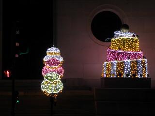Puteaux (92), illuminations 2011