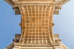 Arco della Pace (qitsuk) Tags: italien italy milan architecture mi arch milano lombardia parcosempione mailand arcodellapace
