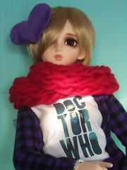 The Fandom (dreams of Violets) Tags: annika bjd luts delf miyu balljointeddoll
