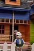 Wrong House Kid (Toy Photography Addict) Tags: up toys disney laika actionfigures pixar toyphotography disneytoys huckleberrytoys moviefigures clarkent78 jeffquillope toyphotographyaddict parannorman