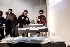 Mental Fabrications: Solid Projections of a Cognitive Aedicula [1-Mar-2014]