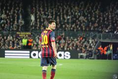 Messi (_Paperboy_) Tags: barcelona camp canon manchester photo photos futbol xavi bara fcbarcelona valdes nou gol manchestercity messi piqu