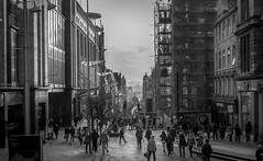 Busy Glasgow