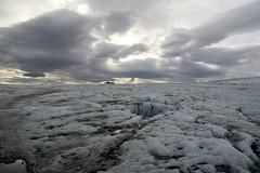 Skalafellsjokull Glacier - Iceland (Donna Hampshire) Tags: landscape iceland glacier