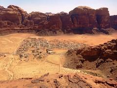 Wadi Rum from Hamdan's Route (andywalker1) Tags: wadirum jordan rum andrewwalker andywalker jebelrum hamdansroute