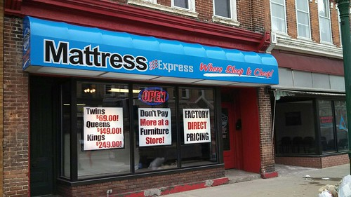 mattress express pulaski