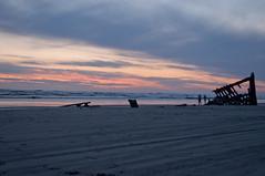 DSC_0472 (Bethabus) Tags: park sunset adam beach oregon state pacific fort stevens peter lori wreck iredale ocian