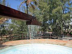 Shower Time (simonturkas) Tags: sun art photography hotel photo flickr sunny lanzarote swimmingpool tumblr artistsoftumblr photographersoftumblr ilobsterit