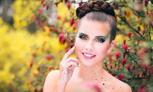 Wilma Malmgren - Makeup Calendar April