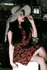 Arpeeta (Mateusz Tadych) Tags: street hot cute hat fashion nikon photoshoot fashionphotography indian curves leeds highcontrast levitation lee f18 inspiring classy