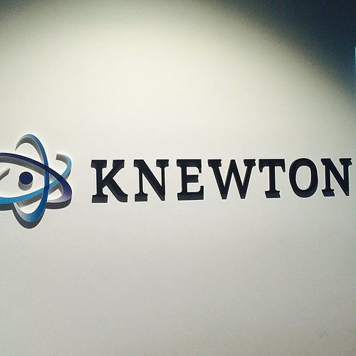 BIG thanks to al the fine folks at #Knewton for having me at their 6 yr anniversary last night. Keep an eye on this company, they're about to change the way the world learns @cooldaveg73 #isaacjordan #isaacnewton #cincodeknewton